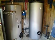 Zalogovnik in grelnik vode
