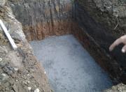 Podzemni zbiralnik deževnice 4200L