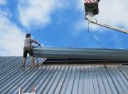 Montaža strehe